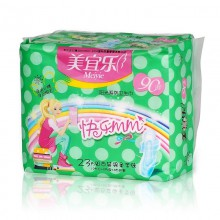 Sanitary Napkin kits (12 pcs days +6 pcs nights +5 pcs panty liners )