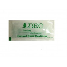 JZX-002A Hand Sanitizer Sachets