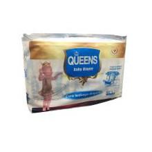 Queen baby diapers
