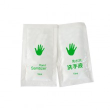 JZX-002CHand Sanitizer Sachets